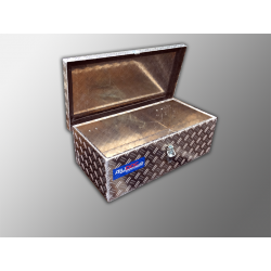 Aluminiumstaubox