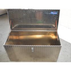 Aluminium Pritschenbox offen