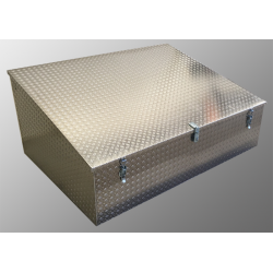 Aluminiumbox für die Pritsche