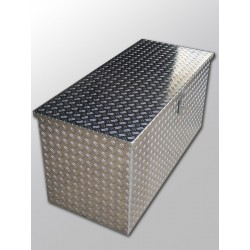 Aluminium Pritschenbox normal