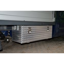 Seitenbox Aluminium