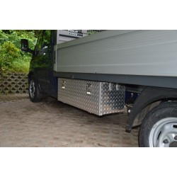 Seitenbox Aluminiumkiste